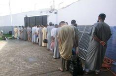 الإفراج على 50 سجين من معيتيقة بمُناسبة شهر رمضان