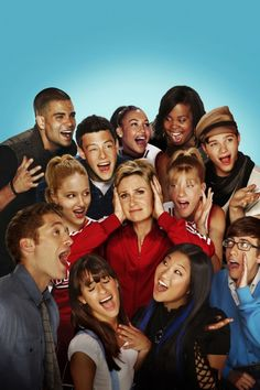 What happens when you pump High School Musical full of antidepressants? You get Glee, where every episode is the Musical Episode! Glee was the story of a … Matthew Morrison, Chris Colfer, Best Tv Shows, Best Shows Ever, Favorite Tv Shows, Naya Rivera, Lea Michele, Darren Criss, American Horror Story
