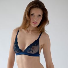 fce8936f0f244 Mimi Holiday Pinball Triangle Bra