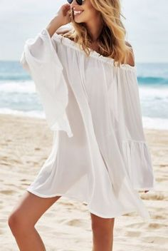 The warmer weather lends to so many cute outfits that we only dream of wearing in the winter months. If you like to spend your summer days hanging by the beach and working on that tan, chances are you're in need of some cute new beach outfits! Whether you...