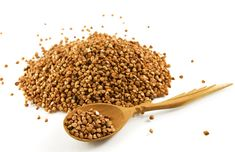 Buckwheat: fibre-rich antioxidant, may lower blood sugar, blood pressure and cholesterol.