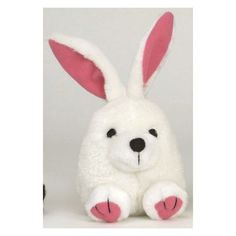 Booda Rabbit Dog Toy - Medium - 0860-0439