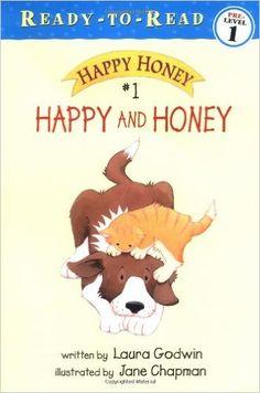 Amazon.com: Happy and Honey (Happy Honey) (9780689842351): Laura Godwin, Jane Chapman: Books