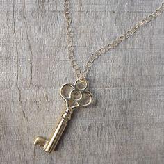 Fun necklace.