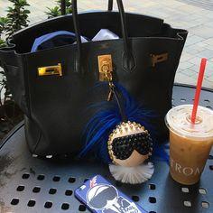 Our Karl Who Collection is inspired by Karl Lagerfeld. Hermes Birkin, Jane Birkin, Hermes Constance, Hermes Kelly, Hermès Bags, Fendi Bag Bugs, Swag Bags, Flat Lay Photography, Designer Bags