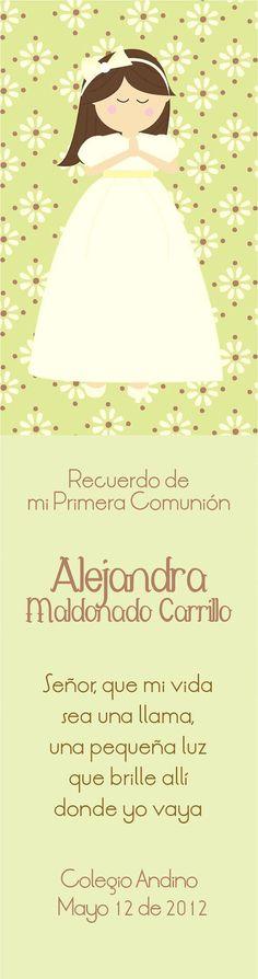 Baptism and Holy Communion  Invitations by TarjetasMariaLola, $12.00