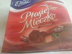 los chocolates de Wedel son de primera division, pero estos dulces son algo espectacular, no existen en otro sitio, son Ptasie Mleczko y si los probáis os engancharán para siempre. Yo ya soy adicto de por vida
