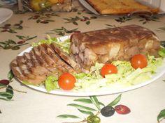 COCINA SIN TONTERIAS: Cabeza de Jabali ( Fiambre de cabeza de cerdo)