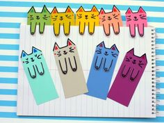This bookmark will help you find your spot right meow!