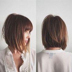Cheveux Mi-longs Pour La Nouvelle Saison, les Meilleurs modèles à suivre…