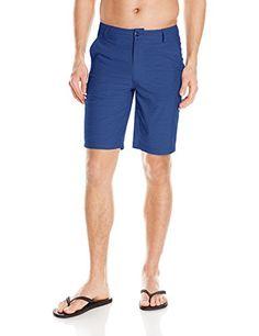 e121c318e4 Dockers Men's SHORE -TO-SEA Quick Dry Hybrid Swim Shorts, Burma, 30 |  Amazon.com