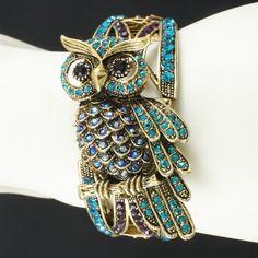 Owl-on-a-wrist
