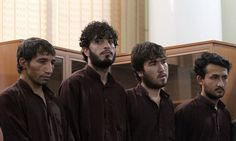 Afghan judge sentences four to death in mob killing of woman