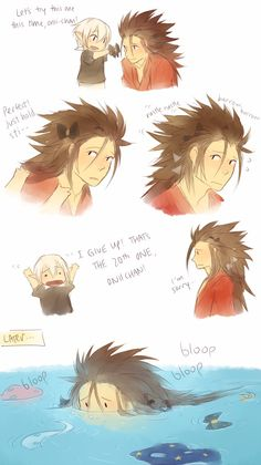 ryoma's hair holds all the mysteries of the universe tbh