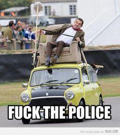 Mr. Bean! まだ続けてほしい♪