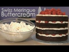 ▶ Learn how to make Swiss Meringue Buttercream - YouTube