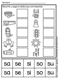 510 Ideas De Fonema S En 2021 Fonemas Lectoescritura Lectura Y Escritura