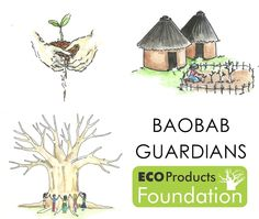 Even Giants need protection and to be cared for! Click on the link to read about the Guardians of the baobabs.