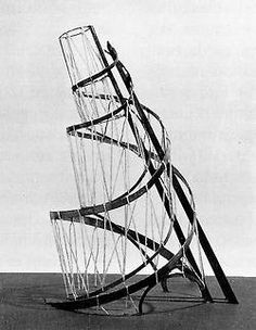 tatlin's tower model