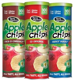 World Finer Foods has announced ThreeWorks Apple Chips