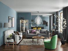 Dekoration Wohnzimmer Ikea