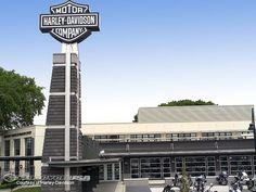 Harley Davidson Factory Tour York, PA