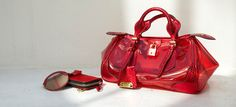 Burberry Red Nautical Fashion, Burberry, Lunch Box, Chic, Modern, Red, Photography, Shabby Chic, Elegant