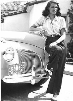 Rita Hayworth's Special 1953 Cadillac