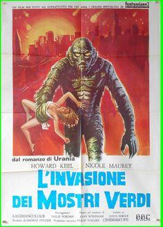 L'invasione dei mostri verdi