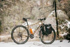 Chris McNally's Falconer Rigid Trail 29r Tourer | The Radavist