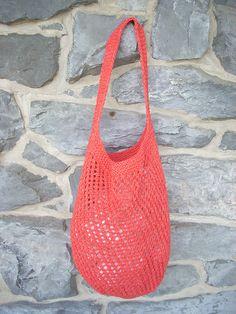 Ravelry: SuperSolviej's Grrlfriend Market Bag