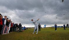 British Open Friday: Dustin Johnson Stays on Top#  British Open Friday: Dustin Johnson Stays on Top#