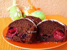 receptyywett                                                 : Kakaové bochníčky s ovocím