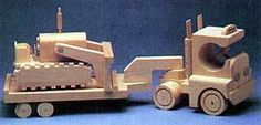 Make wooden toys with these FREE toy plans!! » Curbly | DIY Design Community