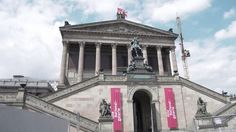 Day 2: Day two would be all about exploring art in Berlin! After breakfast, I would check out the Alte Nationalgalerie at Museum Island.