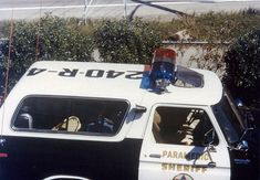 From an TV show based on a real California Police Rescue Squad. Old Police Cars, Police Truck, Tow Truck, Police Officer, Sirens, Radios, 4x4, 1979 Ford Bronco, Emergency Vehicles