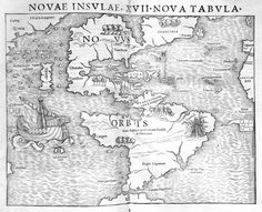 Image result for early maps caribbean