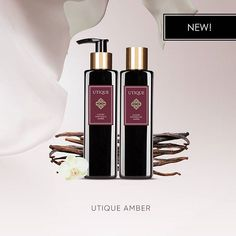 UTIQUE Luxury Body Balm and UTIQUE Luxury Shower Gel Amber #bodybalm #showergel #newproducts #new #utique #fmworld #fmworldofficial #luxury #luxuriousproducts #amber #wow #mlm #success #networking