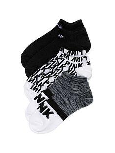 3-Piece Sock Set PINK