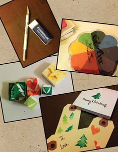 half sweet vanilla: DIY Eraser Stamps