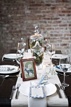 rustic wedding inspired