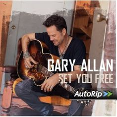 Set You Free by Gary Allan  Click on the cover o place a hold at Otis Library