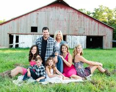 Lovely Large Family Photography Ideas - 8