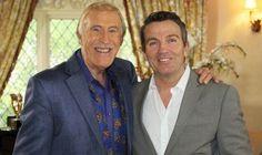 Bruce Forsyth & Bradley Walsh