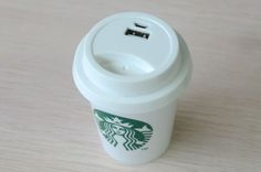 Refresh Your Phone With A Cup Of Starbucks Coffee – Cute Portable Charger