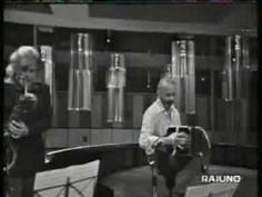 ASTOR PIAZZOLLA & GERRY MULLIGAN - LIVE IN ITALY 1974