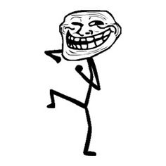 troll, you mad, troll face, chain letters, Troll GIF Derp Comics, Rage Comics, Animated Emoticons, Animated Gif, Rage Meme, Fake News Stories, Rage Faces, Troll Face, Spanish Memes