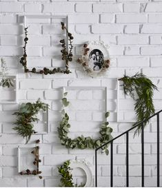 ikea ideen – Create an Elegant Statement with a White Brick Wall Design Ideas – Ideen Dekorieren Deco Design, Wall Design, Loft Design, Design Bedroom, Design Design, Mur Diy, Diy Love, White Brick Walls, White Bricks