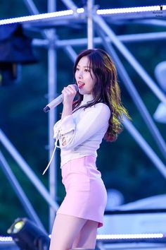 SONAMOO 🌲 Euijin (홍의진) ㅡ170602 K-Star Live Power Music