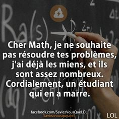 petites phrases et grandes pensées Everything Funny, French Quotes, Lol So True, Funny Stories, Laugh Out Loud, Did You Know, Quotations, Funny Jokes, Motivation
